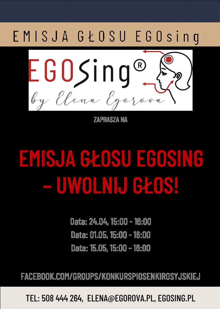 Otrwte Lekcje z Eleną Egorovą
